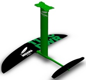 21 Indiana SUP/Surf Downwind Foil 1150DW