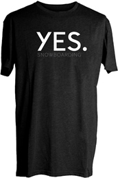21 YES Shirt YES.