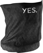 21 YES The YES. Decade Neck Warmer