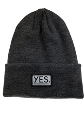 21 YES Charcoal One Size YES.
