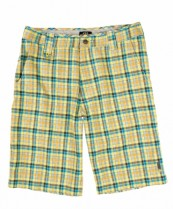 686 Frankie Plaid Short
