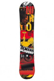 Nitro 11/12 Demand Gullwing Snowboard