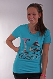 Billabong I Love T-Shirt WMS