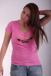 Roxy Summer Rainbow T-Shirt
