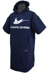 Atlantic Shore Surfponcho Navy Blue