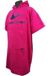 Atlantic Shore Surfponcho Pink