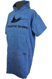 Atlantic Shore Surfponcho Light Blue