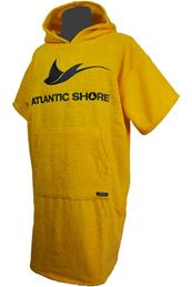 Atlantic Shore Surfponcho Yellow