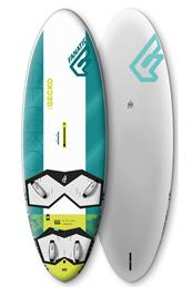 Fanatic 17 Gecko HRS Center Fin