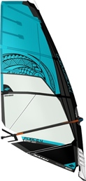 S25 Naish Sail Force 4 Teal/Black