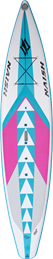S25 Naish SUP Air ONE Alana 12`6