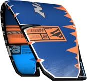 S25 Naish Kite Dash DBl/Or/Bl