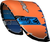 S25 Naish Kite Triad Or/Bl/DBl